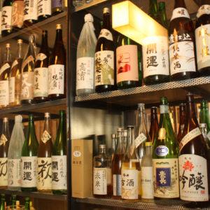 庵狐(あんこ)恵比寿店│日本酒たくさん揃えております!